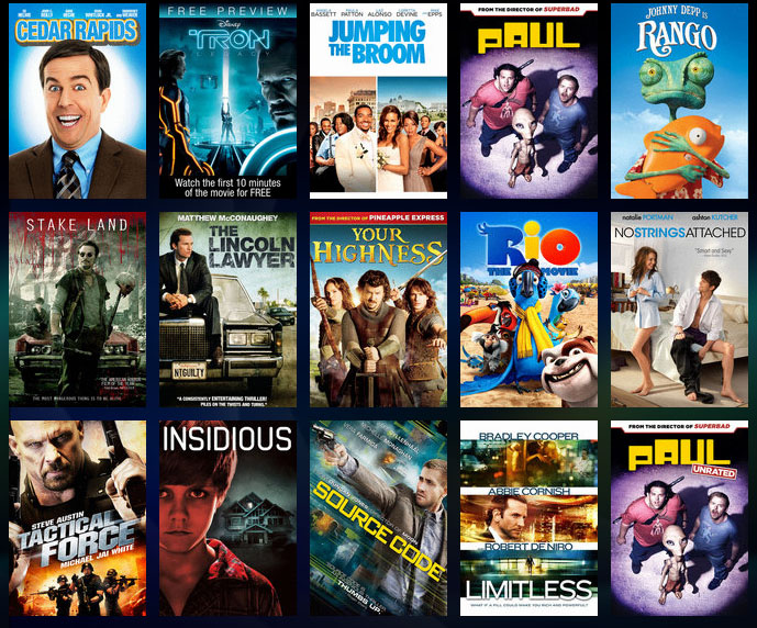 Best 10 websites to watch new release movies online without.